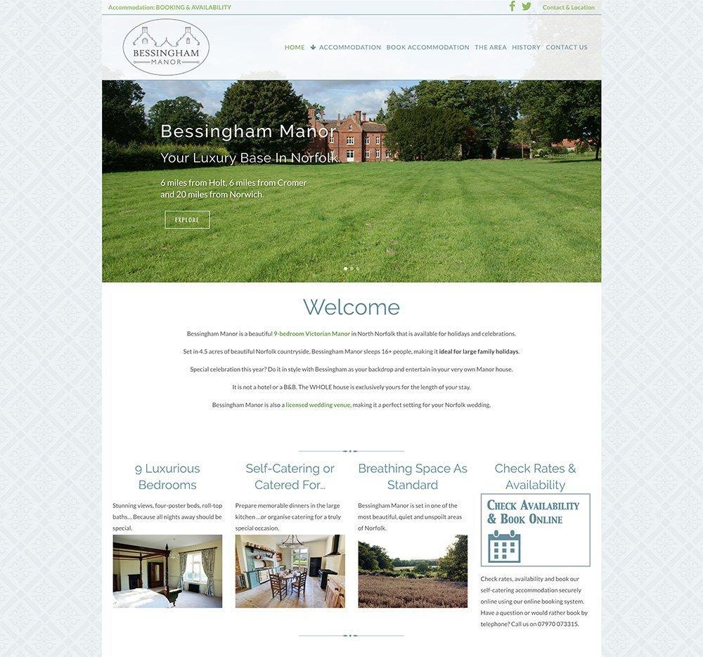 Bessingham Manor.